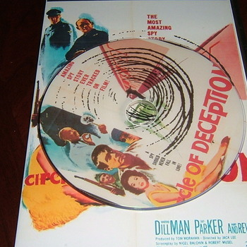 circle of deception 1960 dvd bradford dillman suzy parker