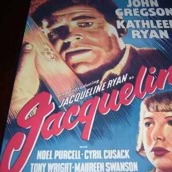 jacqueline 1956 dvd john gregson