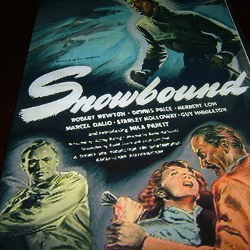 snowbound 1948 dvd dennis price