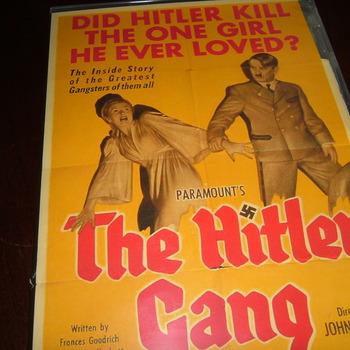 the hitler gang 1944 dvd bobby watson