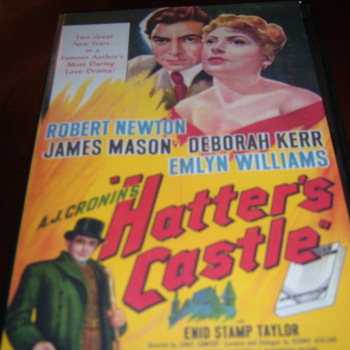 hatter's castle 1942 dvd robert newton james mason