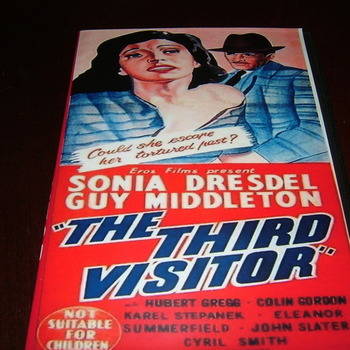 the third visitor 1951 dvd guy middleton