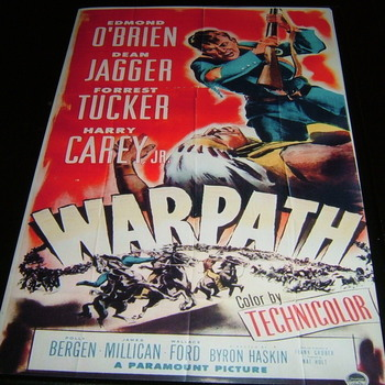 warpath 1951 dvd edmund o'brien