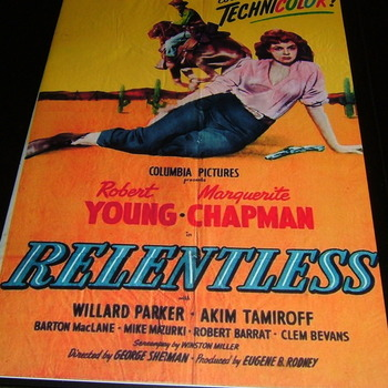 relentless 1948 dvd  robert young