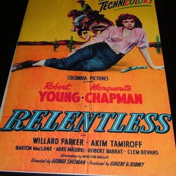 relentless 1948 dvd  robert young