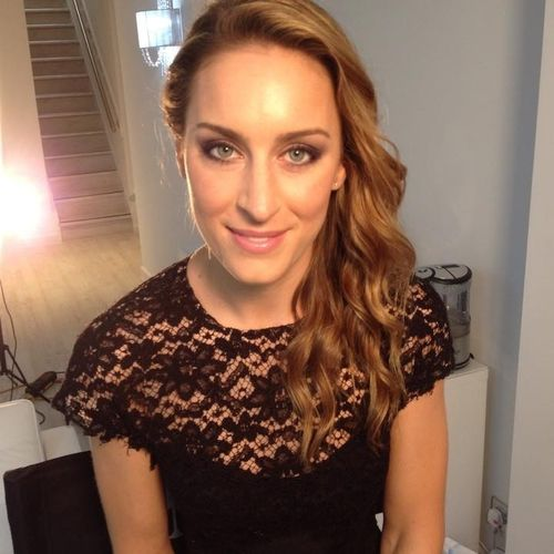 Amy Williams Olympic Champion