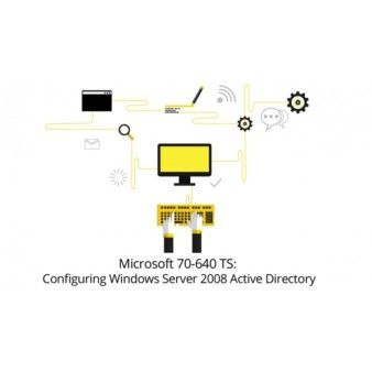 Microsoft 70-640: Windows Server 2008 Active Directory Configuring