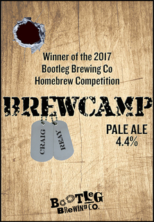 Bootleg Brewing Co. Unveils New Brew Camp Beer