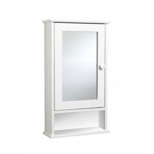 Langham Single Door Mirror Cabinet