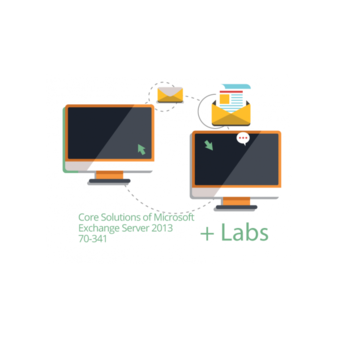 Microsoft 70-342 - Advanced Solutions of Microsoft Exchange Server 2013 + Lab