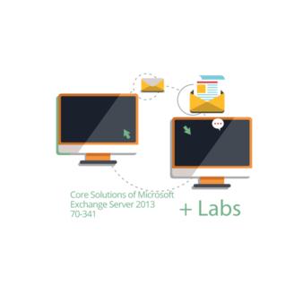 Microsoft 70-342 - Advanced Solutions of Microsoft Exchange Server 2013 + Lab