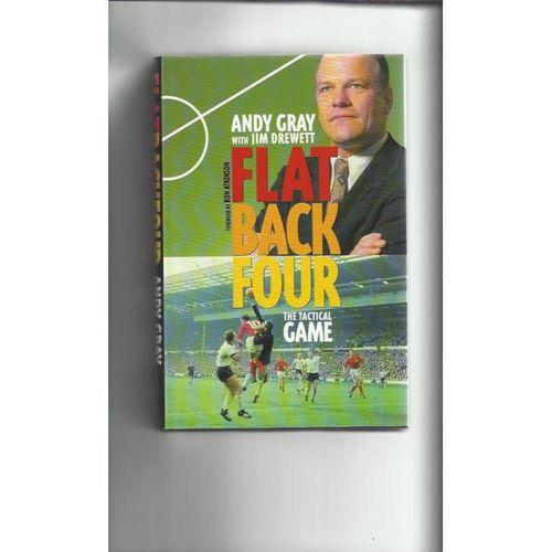 Flat Back Four Hardback Edition Football Book 1998