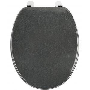 Granite Moulded Wood Tiolet Seat