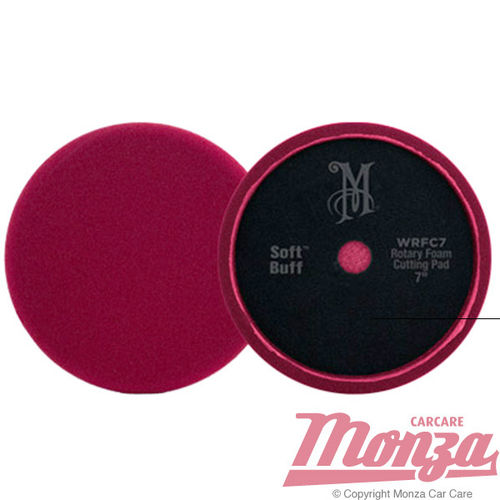 "Meguiars 7"" Soft Buff Foam Cutting Pad"