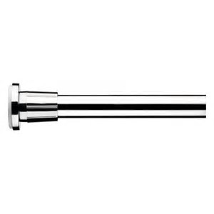 Self Supporting Shower Cubicle Telescopic Rod (Chrome)