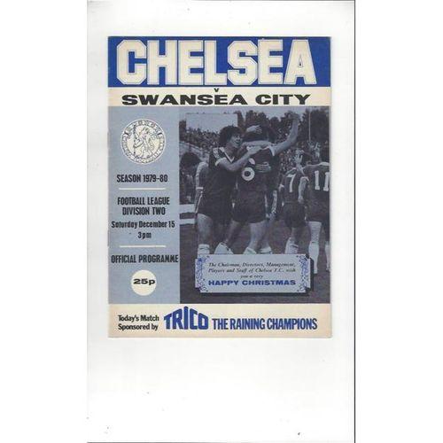 Swansea City Away Football Programmes