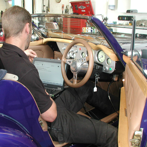 Morgan Aero Diagnostics