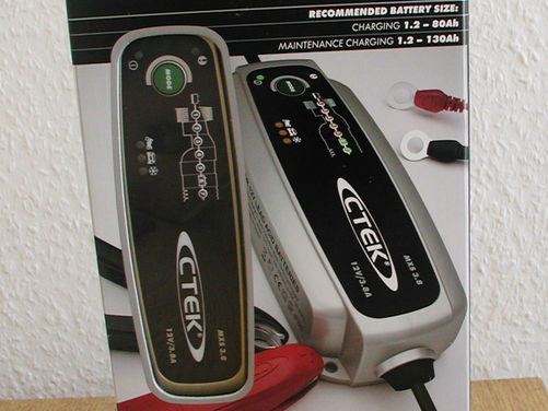 CTEK Battery Conditioner/Charger