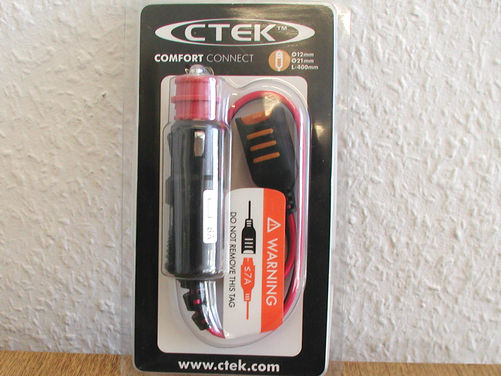 CTEK Cigar Plug Adapter