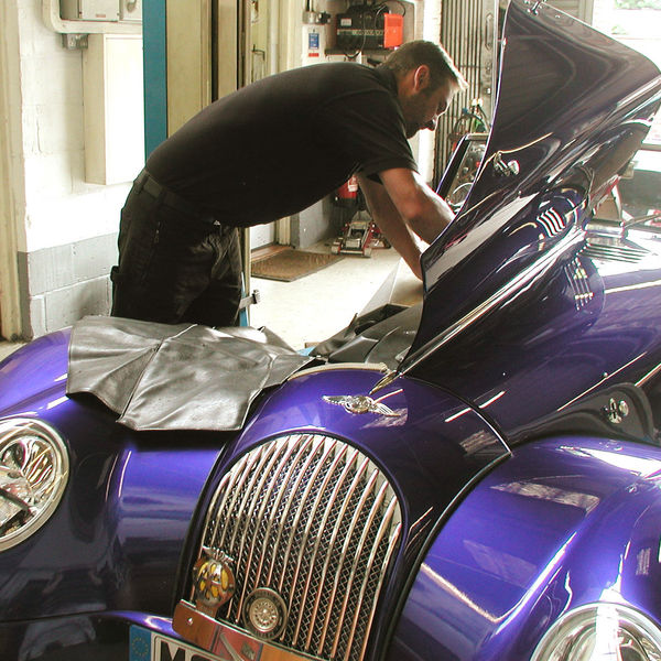 Morgan Aero Servicing in Hertfordshire and Bedfordshire