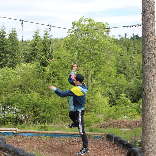 Marthrown Challenge Course