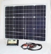 Dual Battery Solar Chargers