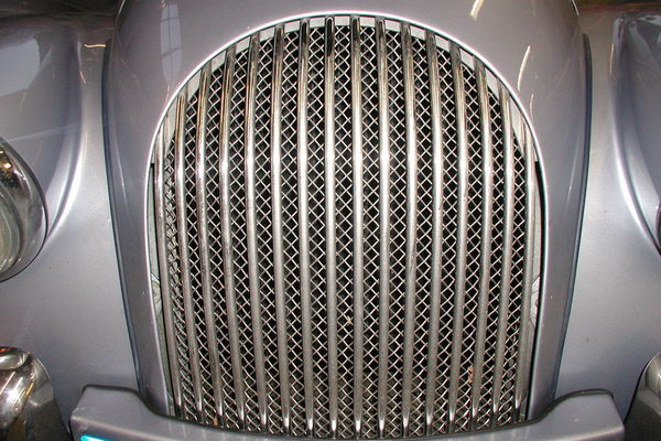 Morgan Grille and Mesh Grille