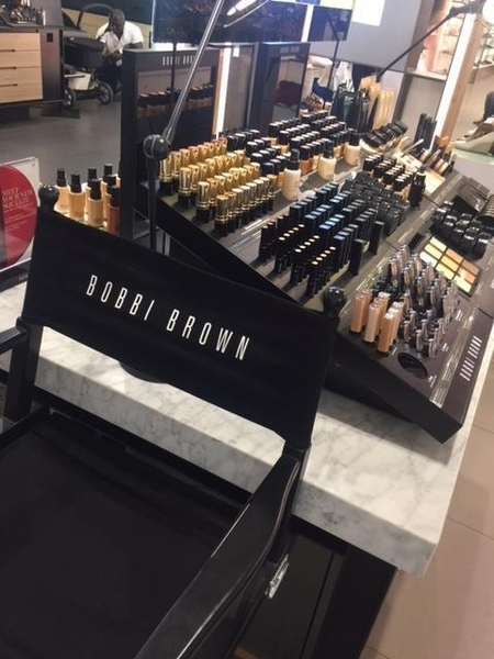 Fun at work Bobbi Brown Team (Southampton)