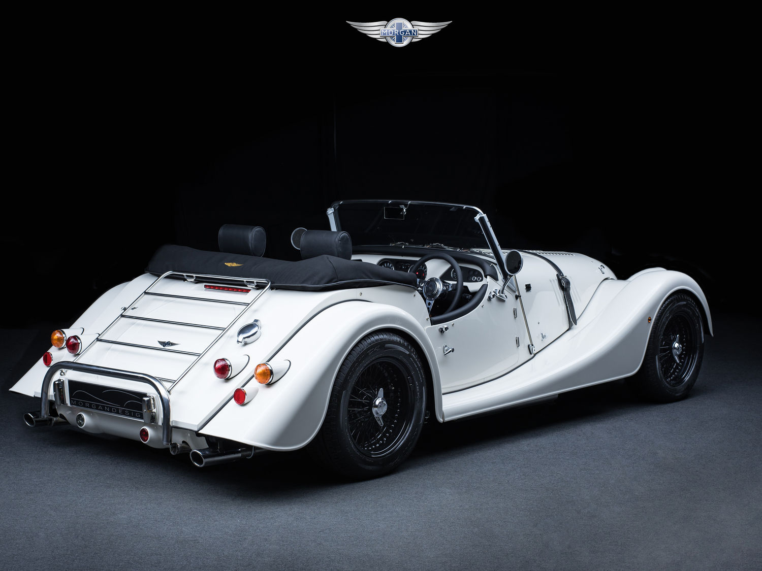 Morgan Roadster 3.7 Litre