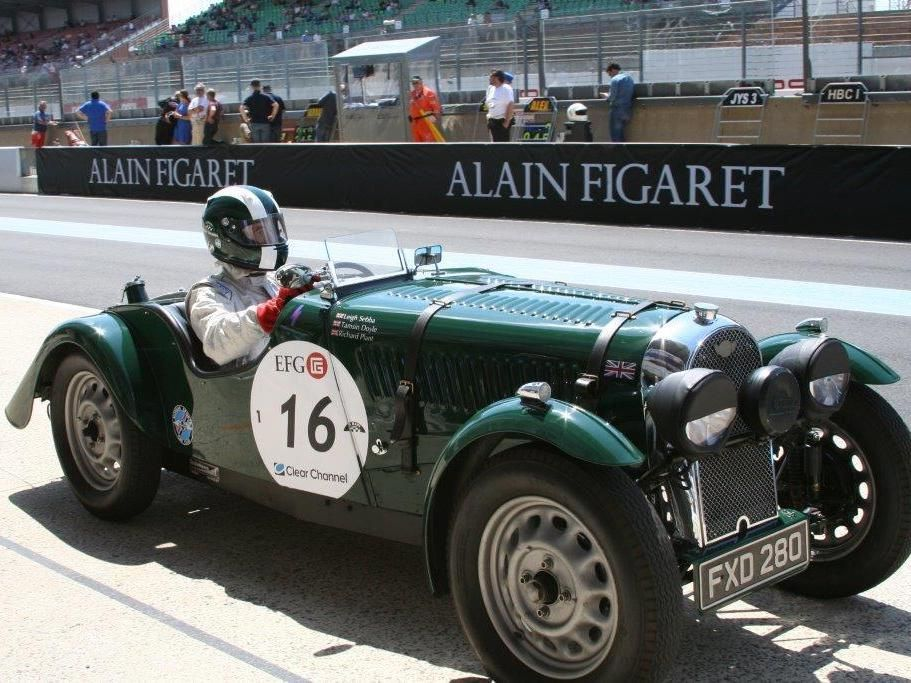 1939 Morgan 4-4 Le Mans Race Car