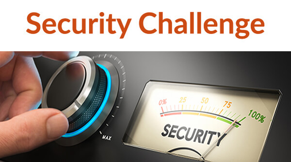 Sevin launch the Security Challenge for Business
