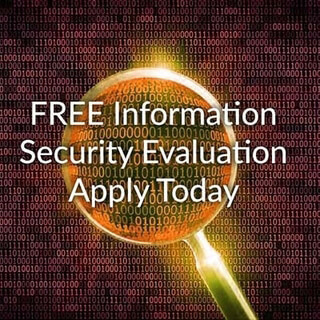 Sevin providing a Free Information Security Evaluation and Expert Recommendations