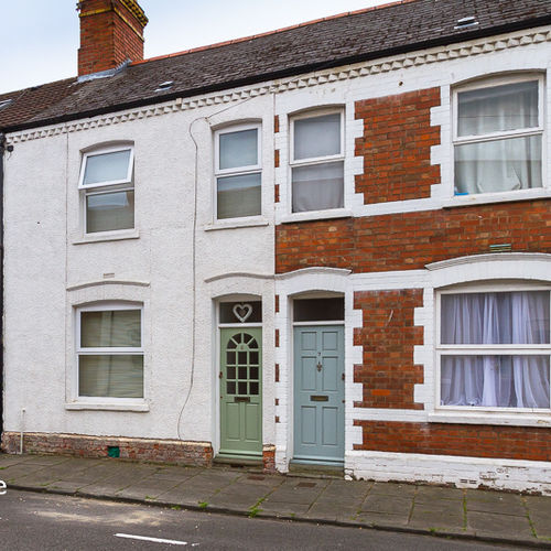 PARRY STREET CANTON CARDIFF UNFURNISHED TWO BEDROOM HOUSE