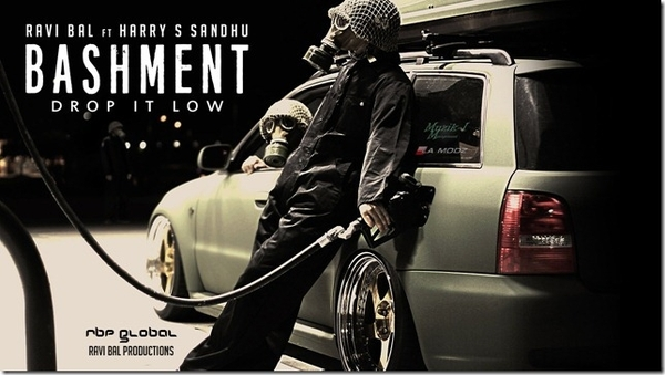 Out Soon: Bashment (Drop It Low) By Ravi Bal Ft. Harry S Sandhu.