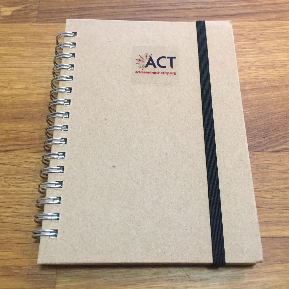 ACT A6 Notepad