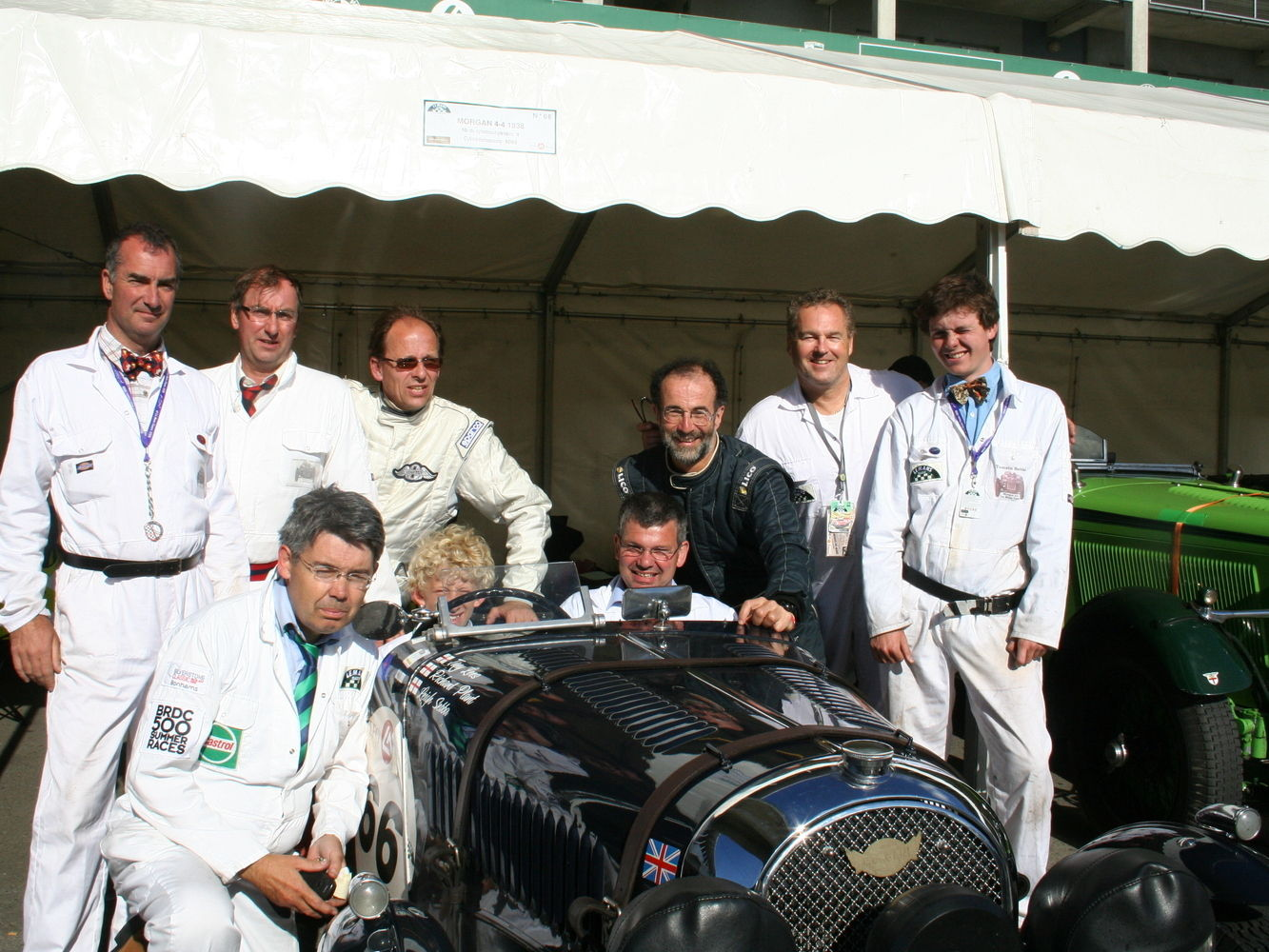 Morgan 4-4 Le Mans Recreation