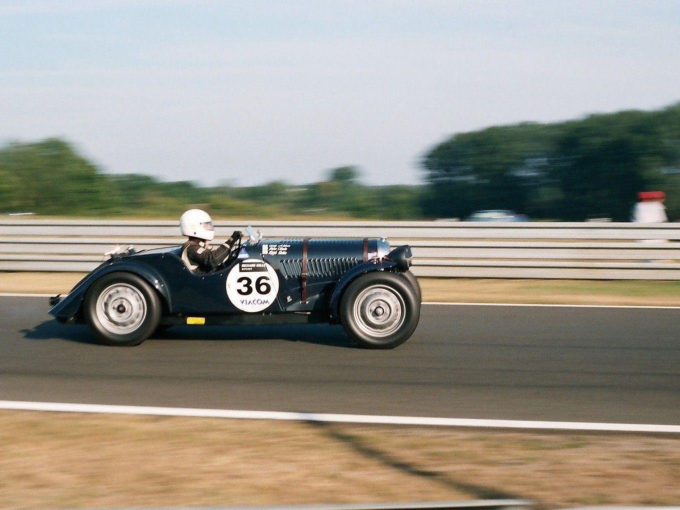 Morgan 4-4 Le Mans Recreation