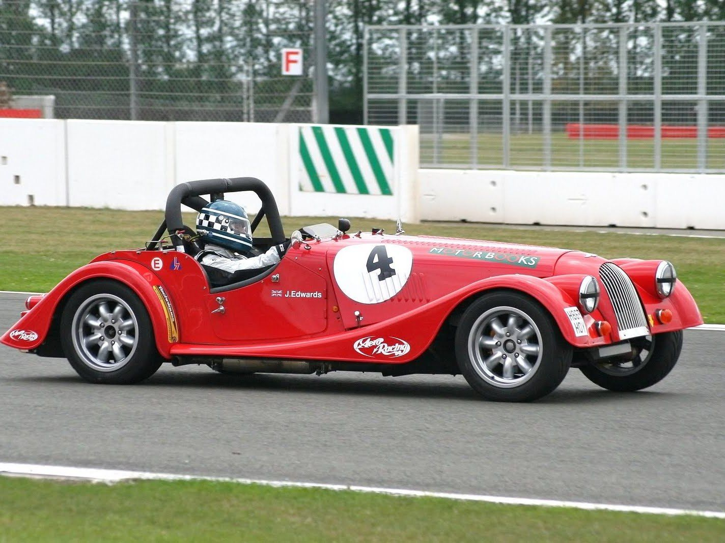 1991 Class B Competition Morgan +8 – Reduced Price: £32,000