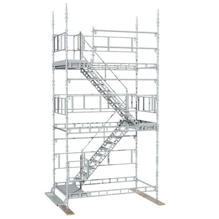 Exceptionnel Scaffold Universal Stair Tower
