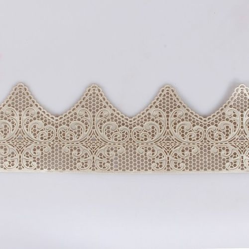 House of Cake Edible Art Deco Cake Lace