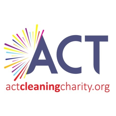 We're supporting ACT Cleaning Charity...