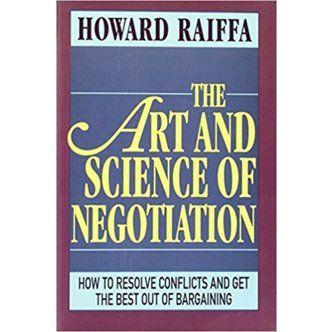 Howard Raiffa, Coalition Analysis. The Art and Science of Negotiation