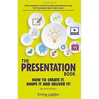 "Emma Ledden. ""The Presentation Book."""
