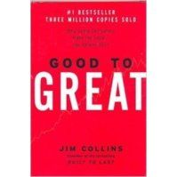 Jim Collins. Good to Great: Why some companies make the leap, and others don't.