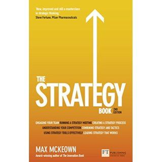 Max Mckeown: The Strategy Book