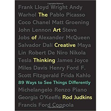 Rod Judkins: The Art of Creative Thinking
