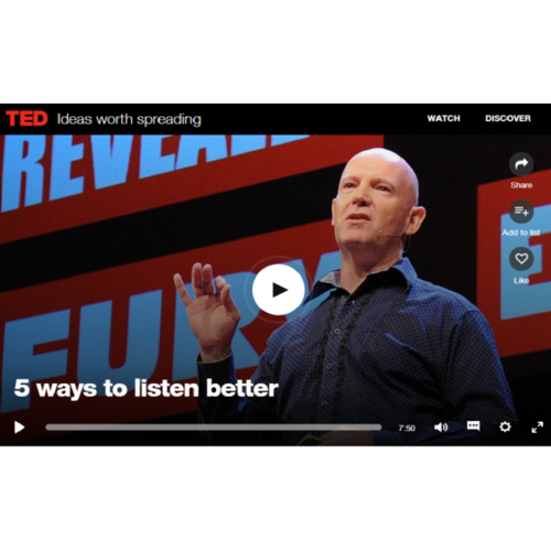 Julian Treasure: 5 ways to listen better