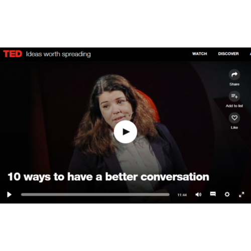 Celeste Headlee: 10 ways to have a better conversation
