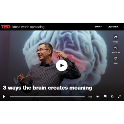 Tom Wujec: 3 Ways the Brain Creates Meaning