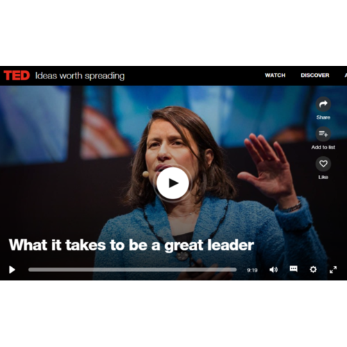 Roselinde Torres: What it takes to be a great leader